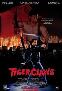 Tiger Claws - 27 x 40 Movie Poster - Style A