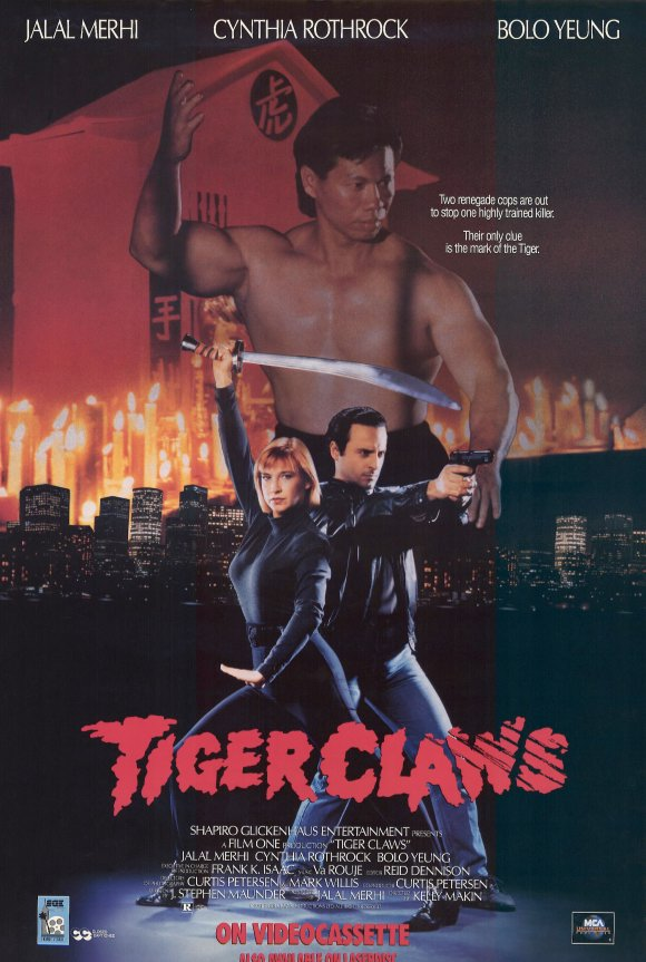 Tiger Claws movie