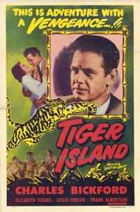 Tiger Island - 27 x 40 Movie Poster - Style A