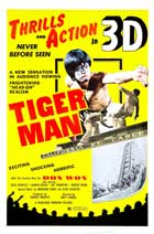 Tiger Man - 11 x 17 Movie Poster - Style A