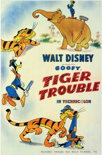 Tiger Trouble - 11 x 17 Movie Poster - Style A