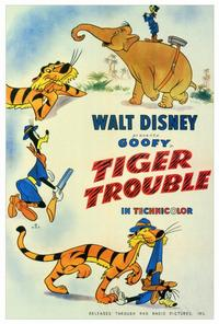 Tiger Trouble - 27 x 40 Movie Poster - Style A