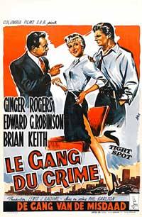 Tight Spot - 11 x 17 Movie Poster - Belgian Style A