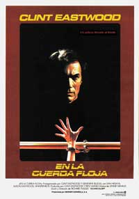 Tightrope - 27 x 40 Movie Poster - Spanish Style A