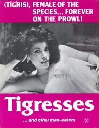 Tigresses...And Other Maneaters - 11 x 17 Movie Poster - Style A