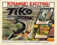 Tiko and the Shark - 11 x 14 Movie Poster - Style A
