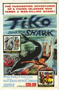 Tiko and the Shark - 11 x 17 Movie Poster - Style A