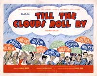 Till the Clouds Roll By - 11 x 14 Movie Poster - Style A