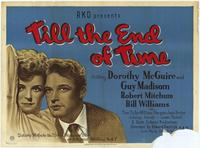 Till the End of Time - 11 x 17 Poster - Foreign - Style A