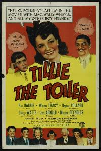 Tillie the Toiler - 11 x 17 Movie Poster - Style A