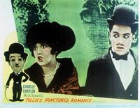 Tillie's Punctured Romance - 11 x 14 Movie Poster - Style D