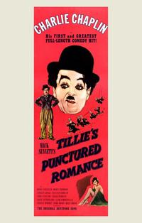Tillie's Punctured Romance - 11 x 17 Movie Poster - Style A