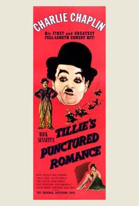 Tillie's Punctured Romance - 27 x 40 Movie Poster - Style A