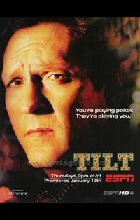 Tilt - 27 x 40 TV Poster - Style A