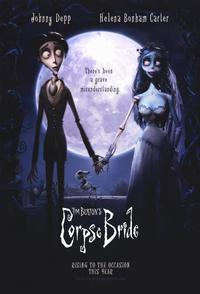 Tim Burton's Corpse Bride - 11 x 17 Movie Poster - Style A