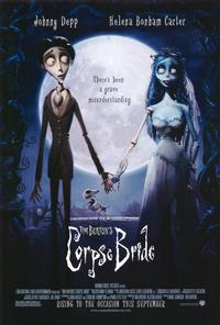 Tim Burton's Corpse Bride - 27 x 40 Movie Poster - Style B
