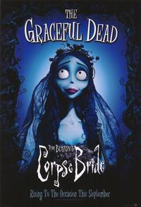 Tim Burton's Corpse Bride - 11 x 17 Movie Poster - Style E