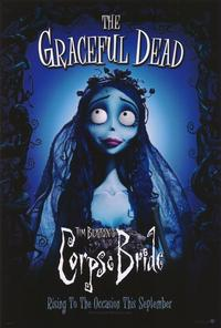 Tim Burton's Corpse Bride - 27 x 40 Movie Poster - Style D