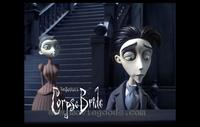 Tim Burton's Corpse Bride - 11 x 17 Movie Poster - Style H