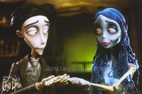 Tim Burton's Corpse Bride - 11 x 17 Movie Poster - Style L