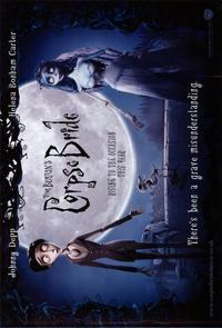 Tim Burton's Corpse Bride - 11 x 17 Movie Poster - Style M