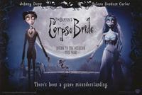 Tim Burton's Corpse Bride - 27 x 40 Movie Poster - Style H