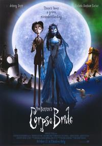 Tim Burton's Corpse Bride - 11 x 17 Movie Poster - Style N