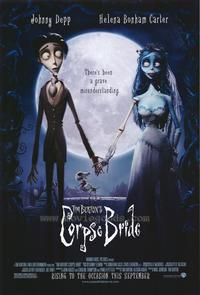 Tim Burton's Corpse Bride - 43 x 62 Movie Poster - Bus Shelter Style A