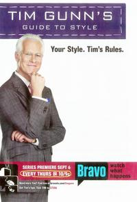 Tim Gunn's Guide to Style - 11 x 17 TV Poster - Style A