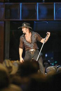 Tim Mcgraw - 8 x 10 Color Photo #1