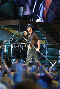 Tim Mcgraw - 8 x 10 Color Photo #3