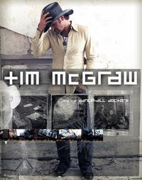 Tim Mcgraw - 8 x 10 Color Photo #10