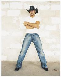 Tim Mcgraw - 8 x 10 Color Photo #17