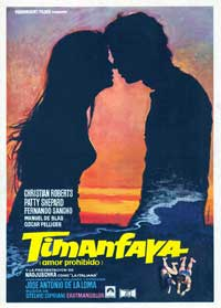 Timanfaya - 43 x 62 Movie Poster - Spanish Style A