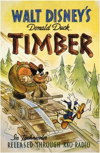 Timber - 11 x 17 Movie Poster - Style A