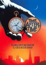 Time After Time - 11 x 17 Movie Poster - Style B