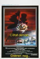 Time After Time - 27 x 40 Movie Poster - Belgian Style A