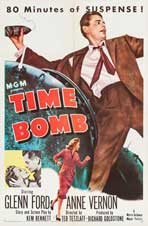 Time Bomb - 11 x 17 Movie Poster - Style A