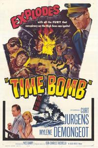 Time Bomb - 27 x 40 Movie Poster - Style A