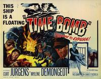 Time Bomb - 22 x 28 Movie Poster - Half Sheet Style A
