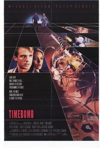Timebomb - 27 x 40 Movie Poster - Style A
