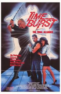 Time Burst: The Final Alliance - 27 x 40 Movie Poster - Style A
