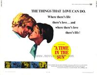 Time in the Sun - 11 x 14 Movie Poster - Style A