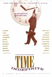 Time Indefinite - 27 x 40 Movie Poster - Style A