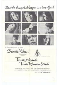 Time Lost and Time Remembered - 27 x 40 Movie Poster - Style A
