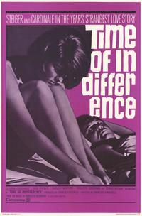 Time of Indifference - 11 x 17 Movie Poster - Style A