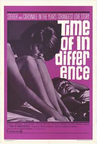 Time of Indifference - 27 x 40 Movie Poster - Style A