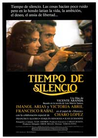 Time of Silence - 27 x 40 Movie Poster - Spanish Style A