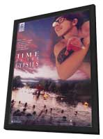 Time of the Gypsies - 11 x 17 Movie Poster - Style A - in Deluxe Wood Frame