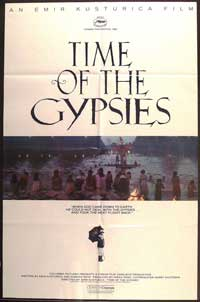 Time of the Gypsies - 11 x 17 Movie Poster - Style B